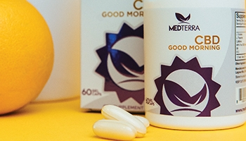 Not All CBD Is Created Equal. Try Medterra's Premium 99%+ Pure CBD Today