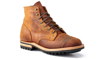 Every Outdoorsman Deserves Leather Boots This Nice