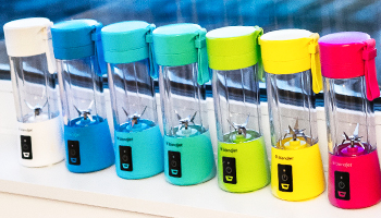 This Is The World's Most Powerful Portable Blender